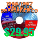 1966-1967 Chevelle Reference CD